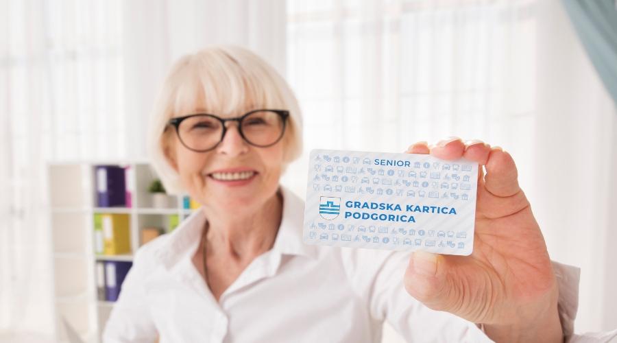 Glavni grad poziva društveno odgovorne kompanije da budu partneri u projektu Senior kartice