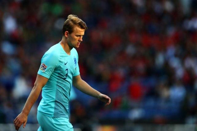 Juventus povećao ponudu za Holanđanina