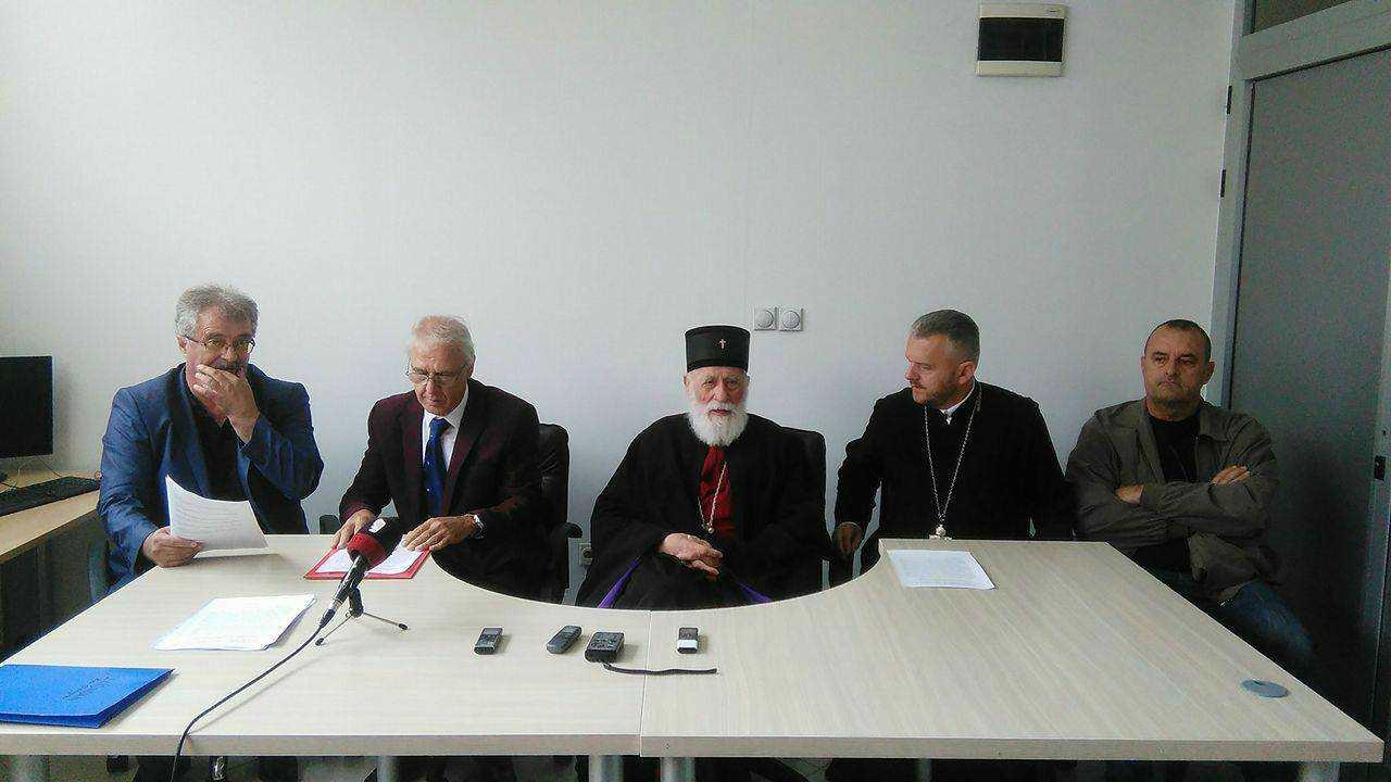 CPC najavila novo okupljanje 8.oktobra ispred crkve Svetog Đorđa, zovu i Stijepovića