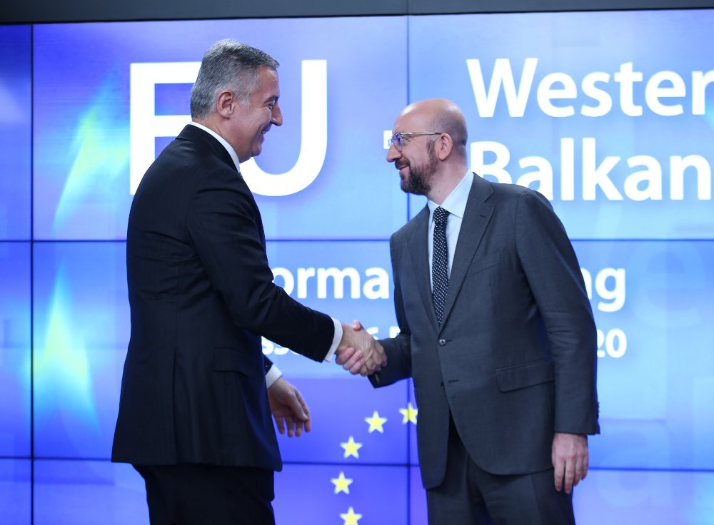 """""""Važan sastanak"""": Đukanović sa ostalim liderima ZB na večeri kod Mišela"""