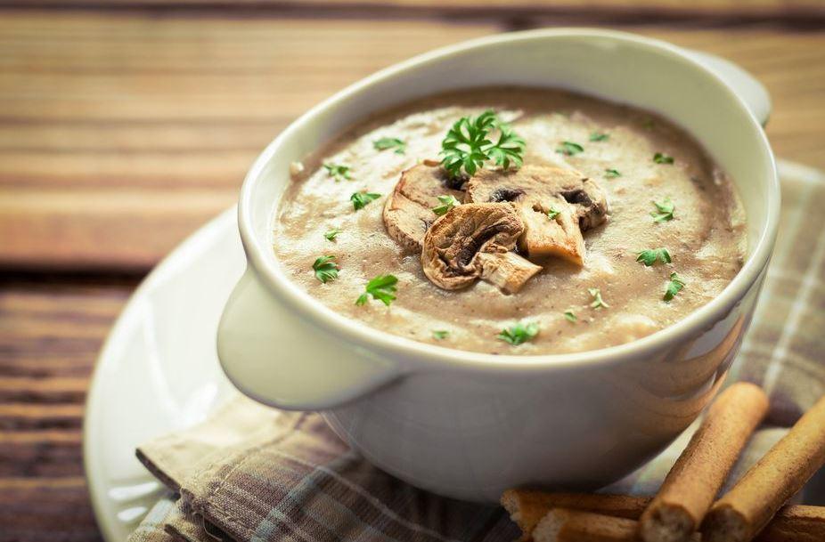 Supa sa pečurkama