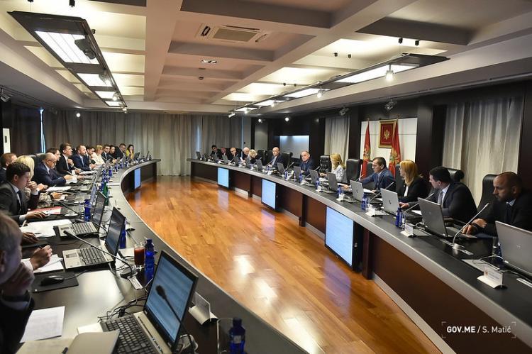 Vlada se zadužuje 47 miliona eura kod Podgoričke banke