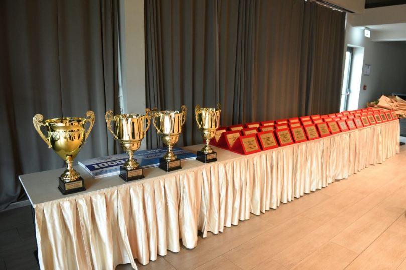 Nagrađeni najbolji sportisti Podgorice u 2019. godini