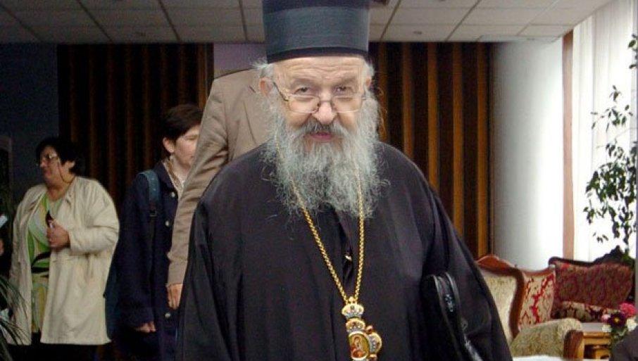 Od koronavirusa preminuo raščinjeni episkop Artemije
