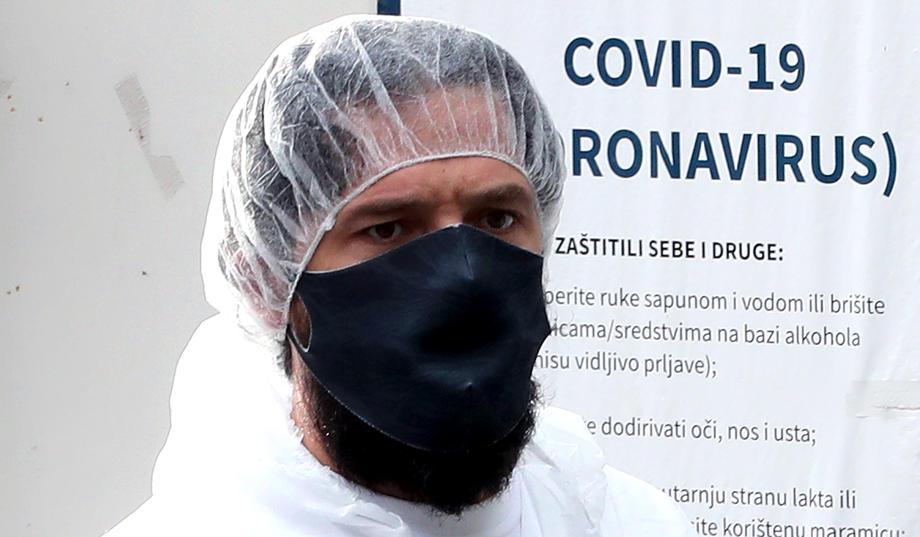 U BiH 53 preminulih i preko hiljadu novozaraženih