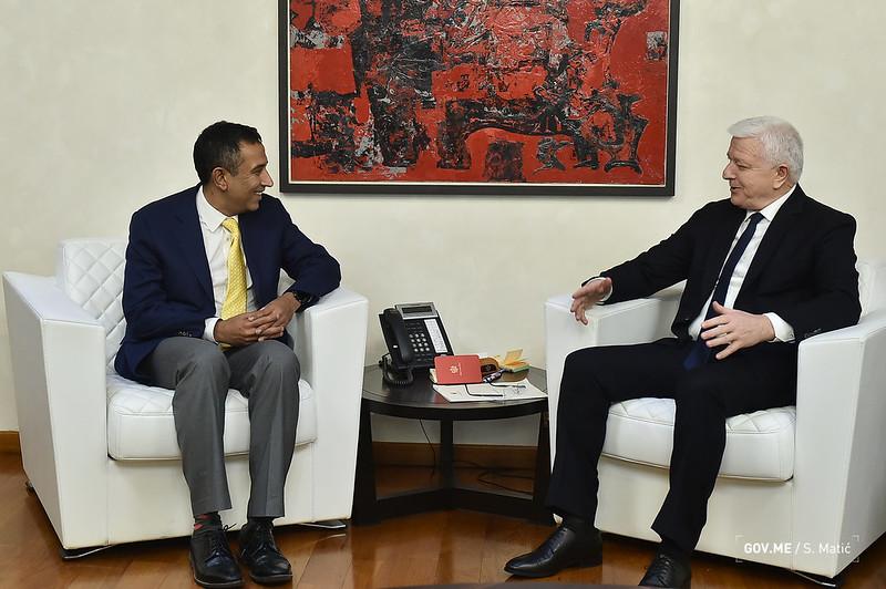 Marković sa delegacijom Telekoma: Njemački operater spreman za crnogorsku Digitalnu koaliciju