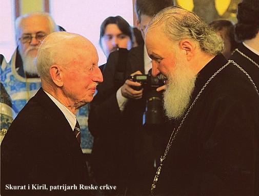 SKURAT: O priznanju autokefalije Crnogorskoj crkvi od Sinoda Ruske crkve