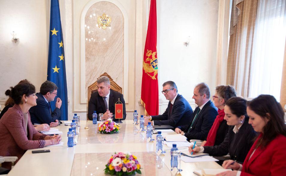 Brajović se susreo sa Piculom: EP snažno podržava proces proširenja EU