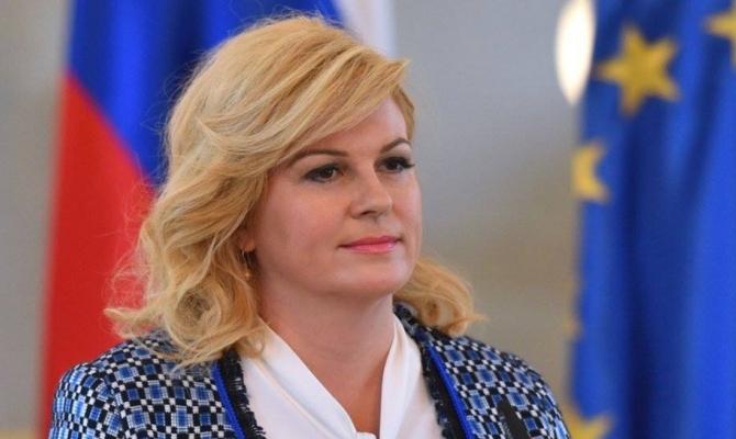 Kitarović: Kandidujem se jer vjerujem u Hrvatsku