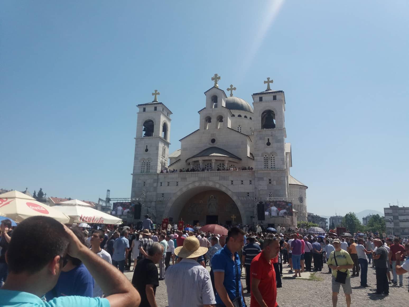 Na SPC nezakonito upisano crkveno zemljište, kao i sve crkve i manastiri u Podgorici