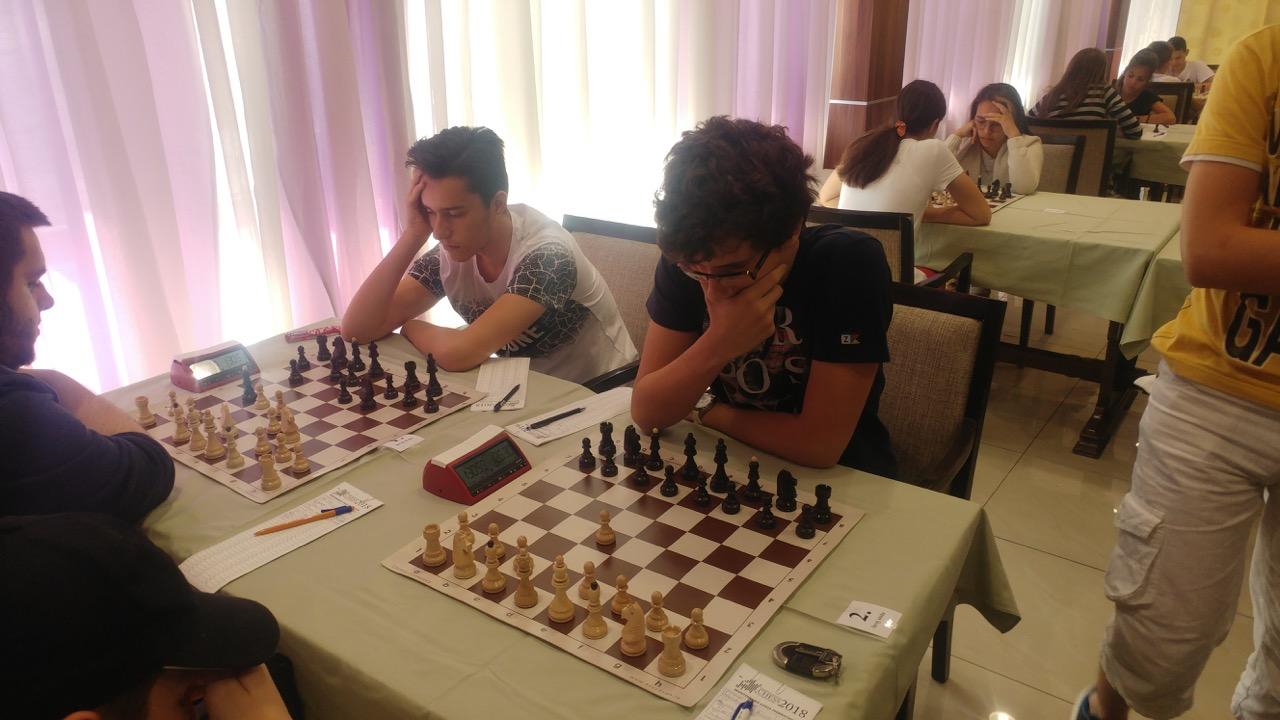 Dani brzopoteznog šaha povodom 13.jula