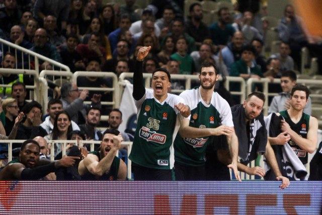 Grci okončali sezonu, Panatinaikos šampion