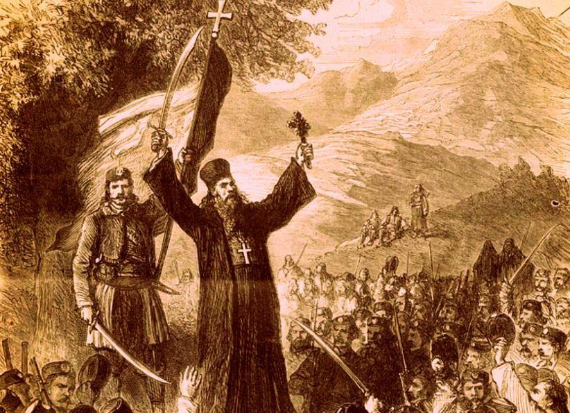 """""""Carigradski Patrijarh nikad nije proširio svoju vlast na Crnogorsku crkvu"""" (1879)"""