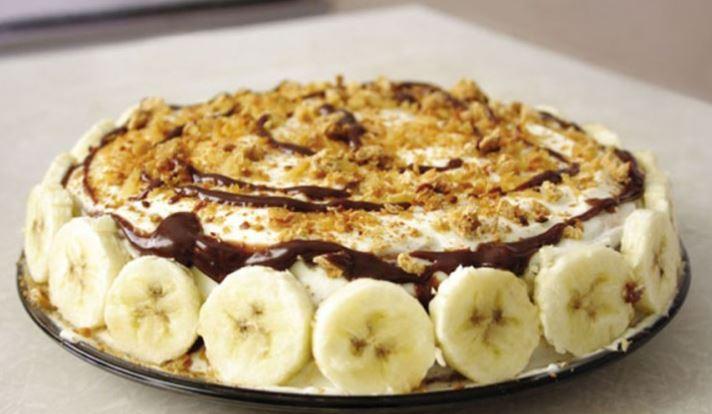 Brzo i ukusno:Banana torta
