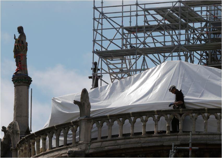 Šest mjeseci nakon požara: Više od 920 miliona eura za obnovu Notr Dama