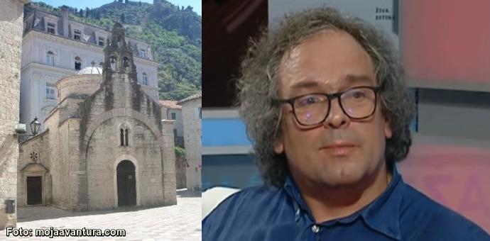 Istoričar Predrag Marković neistinito naveo da je ktitor crkve Sv. Luke u Kotoru bio Vukan Nemanjić