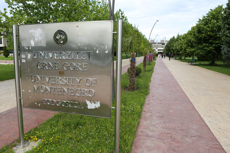 UCG: Neistiniti navodi CGO o netransparentnom poslovanju Univerziteta