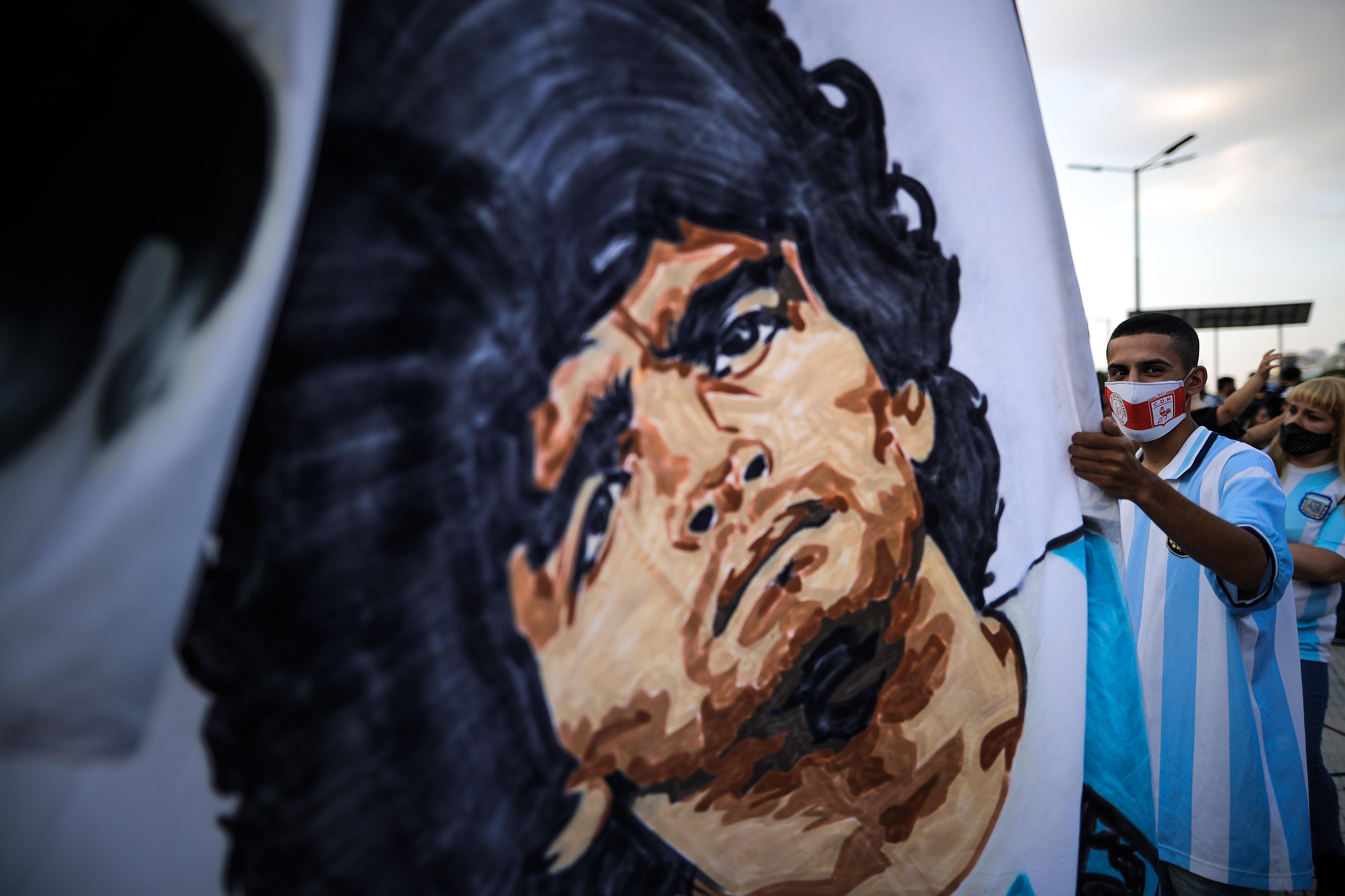 Maradona i Napulj imali su izvanzemaljsku i ponekad tamnu magiju: Ja sam bio tamo