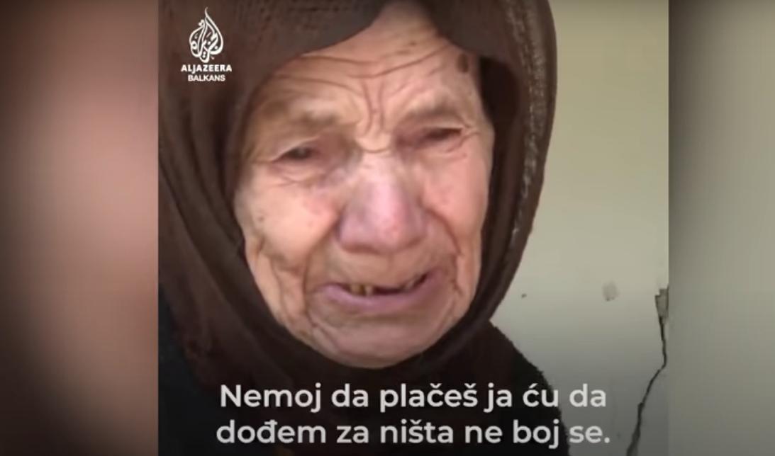 Posljednju Srpkinju u pustom selu čuva samo komšija Albanac