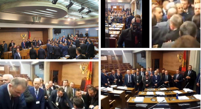 Apel za osudu ugrožavanja mira u Crnoj Gori i regionu od strane Beograda