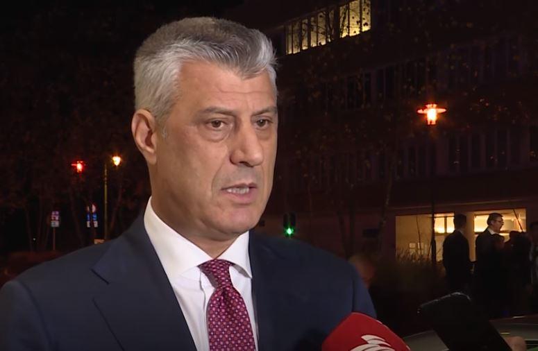 """Tači odbio poziv Rame na sastanak o """"mini Šengenu"""", optužio Srbiju za """"genocid na Kosovu"""""""