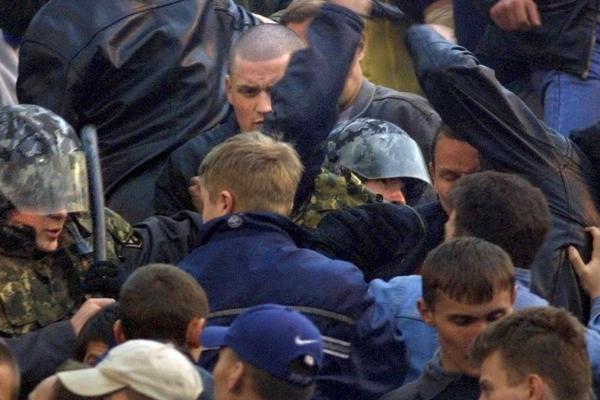 Haos u Ukrajini uoči meča Lige Evrope