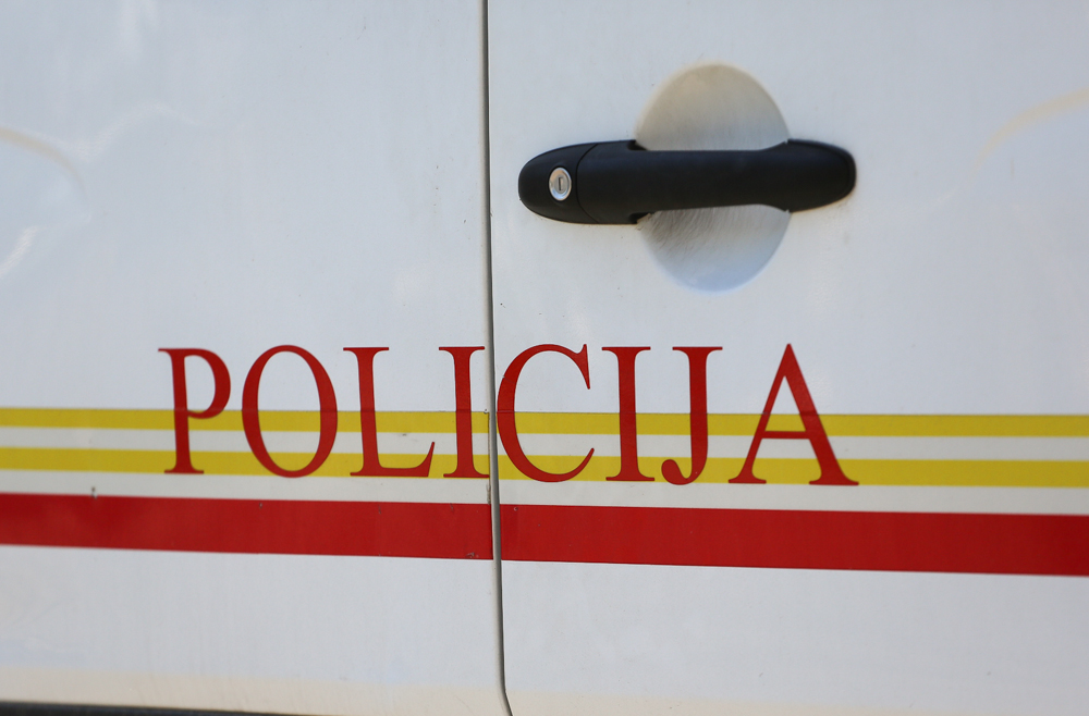 Uhapšen Baranin: Nakon svađe, pucao u vrata porodične kuće da bi ušao
