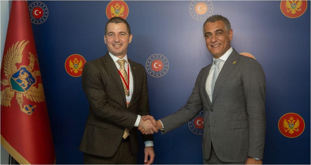 Bečić se sastao sa počasnim konzulom Crne Gore u Turskoj