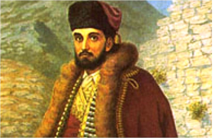 """""""Vladika Danilo, poglavar države i – najviši jerarh Crnogorske crkve"""" (1879)"""