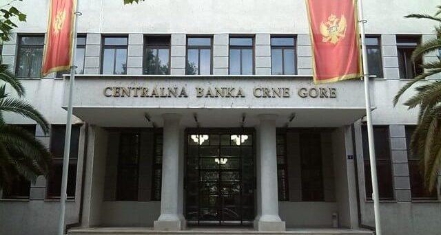CBCG: Odobreno 3,33 milijarde eura kredita