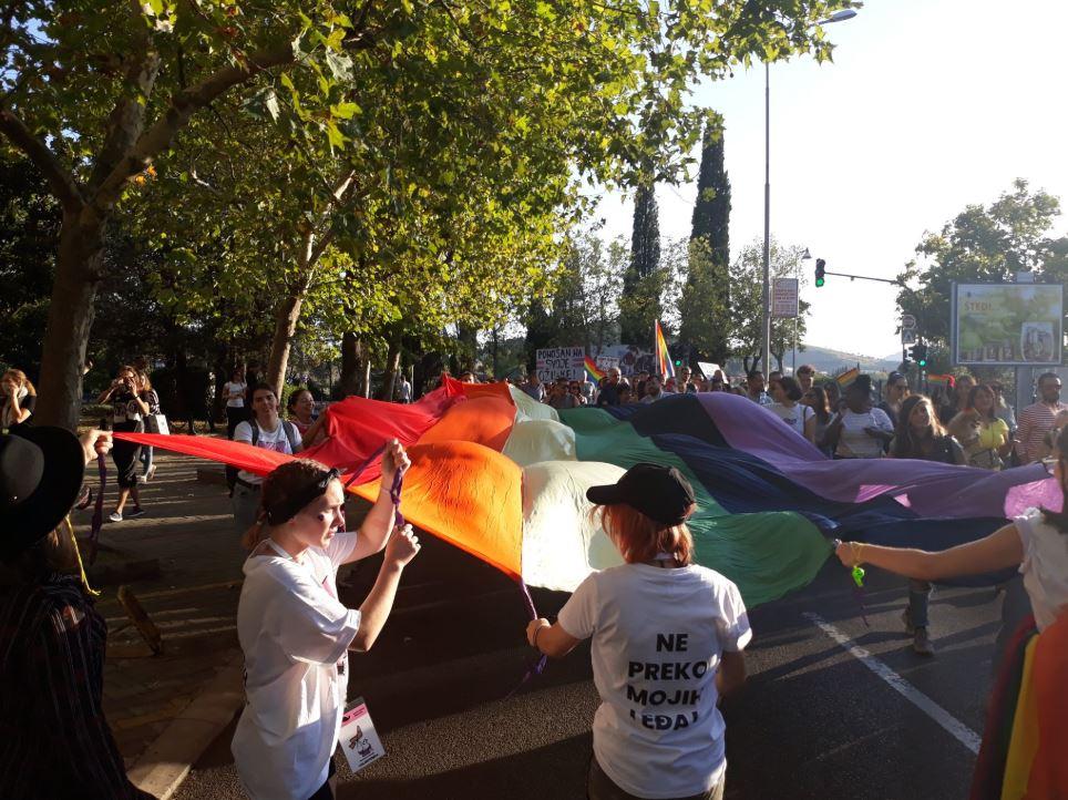 """Montenegro Pride: """"Neće se preko naših leđa biti licemjerne političke bitke"""""""