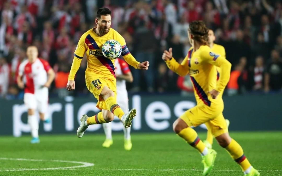 Mesi oborio nevjerovatan rekord u Ligi šampiona