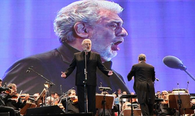 Istraga protiv operskog pjevača Plasida Dominga