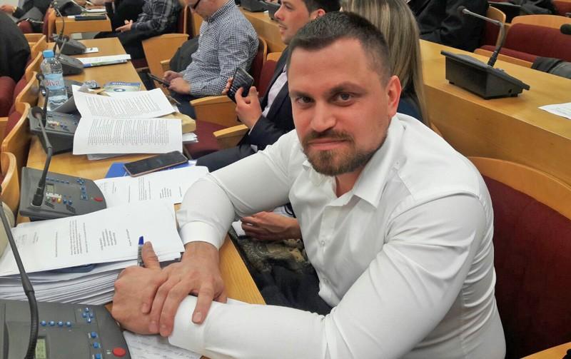 Samardžić predložen za predsjednika SO  H. Novi