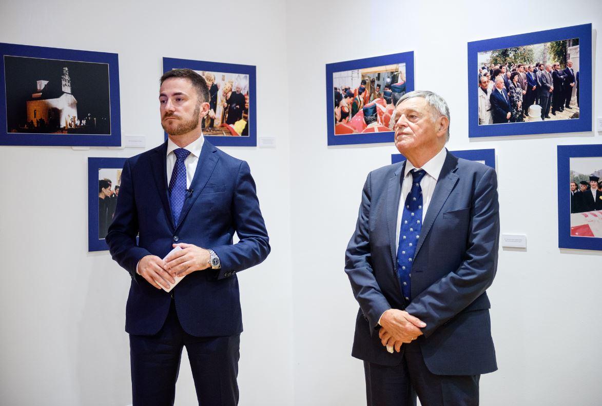 """Otvorena izložba """"Povratak kralja"""": CG će ispuniti i preostali dug prema dinastiji Petrović Njegoš"""