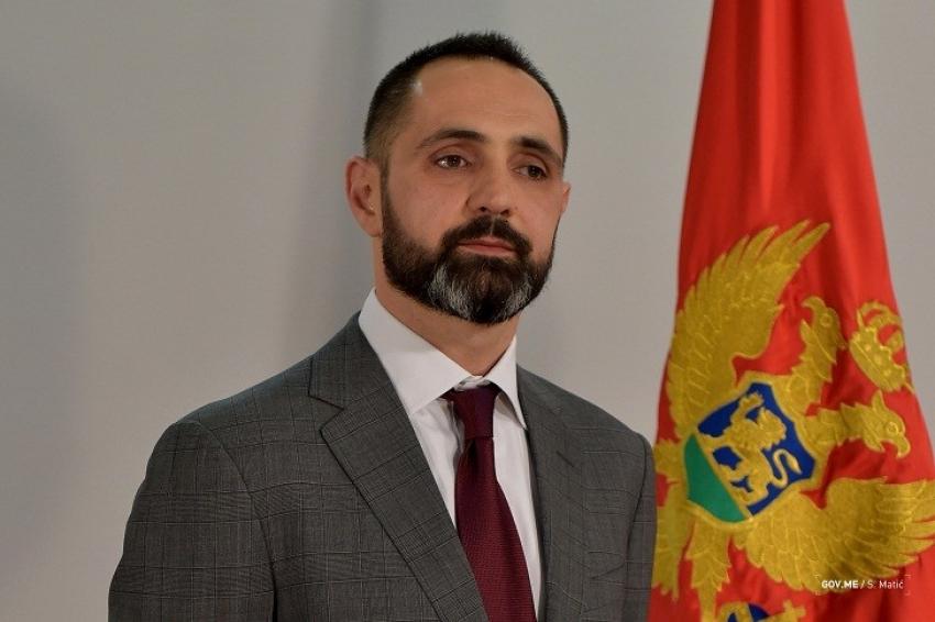Radulović: Razmotriti mogućnost većeg broja letova na relaciji Podgorica- Ljubljana