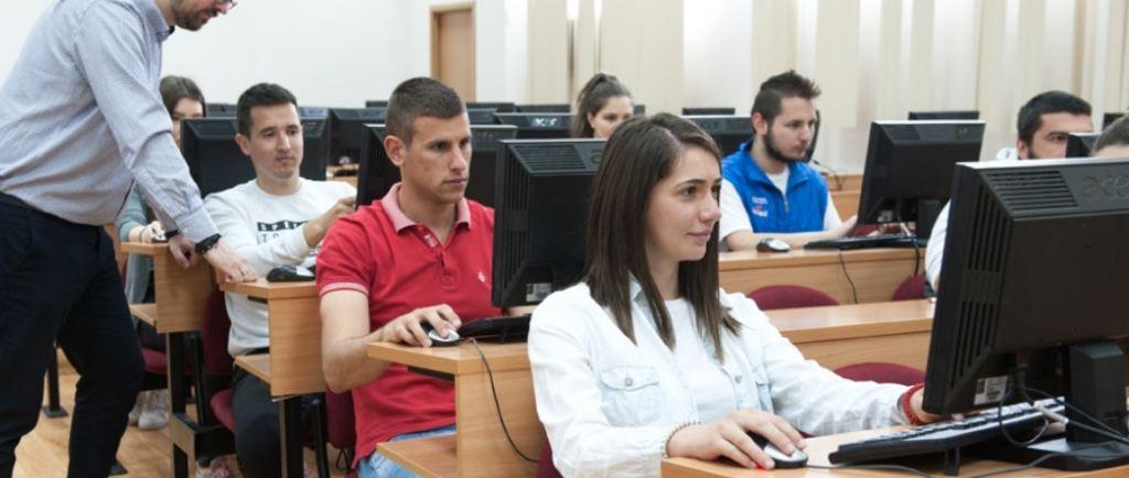 Veljović: Studenti Elektrotehničkog fakulteta imaju praksu u najznačajnijim crnogorskim kompanijama