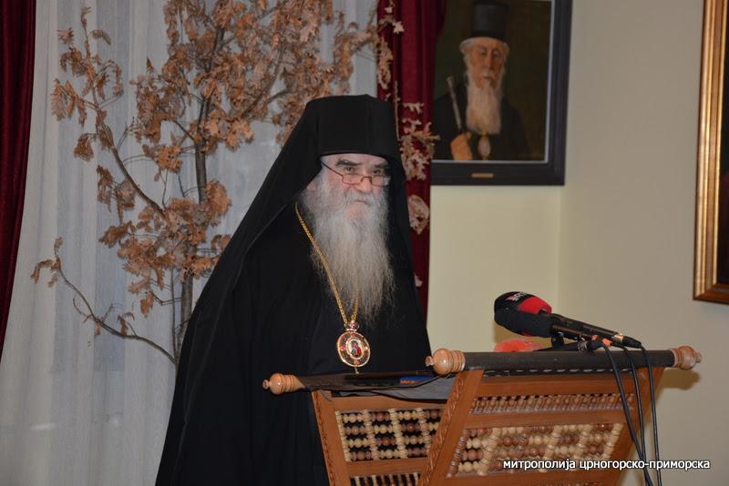 Amfilohije: Vlast će pregovarati sa mnom, ne sa Patrijaršijom
