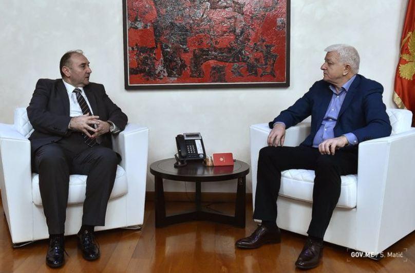 Marković: Vlada razumije značaj institucije Zaštitnika i doprinosiće njenom daljem jačanju