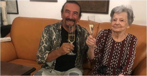 """Selma iz pjesme """"Bijelog dugmeta"""" proslavila 90. rođendan"""