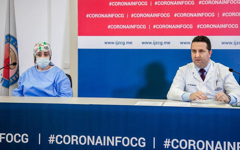 Baranin prvi izliječeni pacijent od koronavirusa, u KCCG-u 21 pacijent, dva na respiratoru