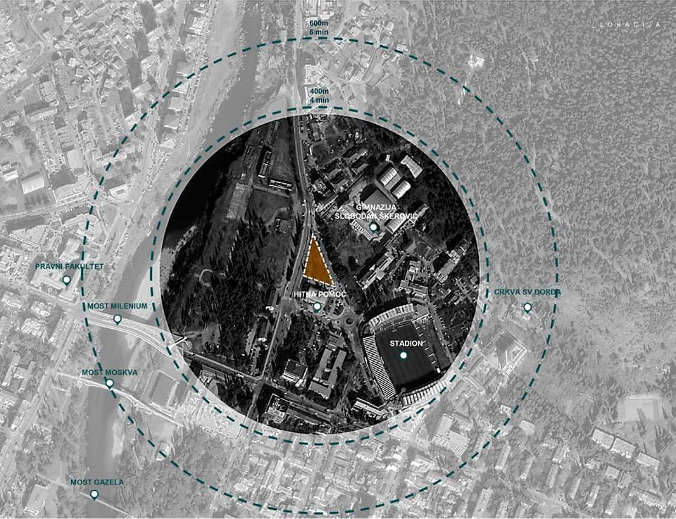Sve teče po planu: U toku uređenje prostora na kojem će biti postavljen spomenik Ivanu Crnojeviću