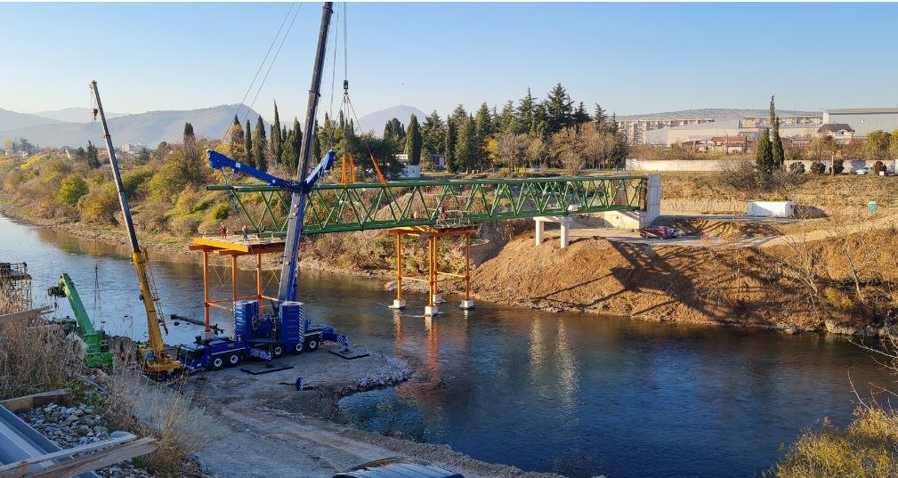 Realizacija projekta sakupljanja i prečišćavanja otpadnih voda pauzirana zbog padavina