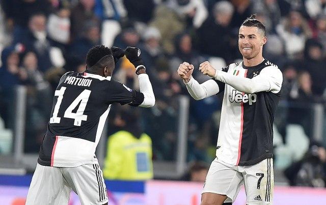Ronaldo vodi Juve do pobjede