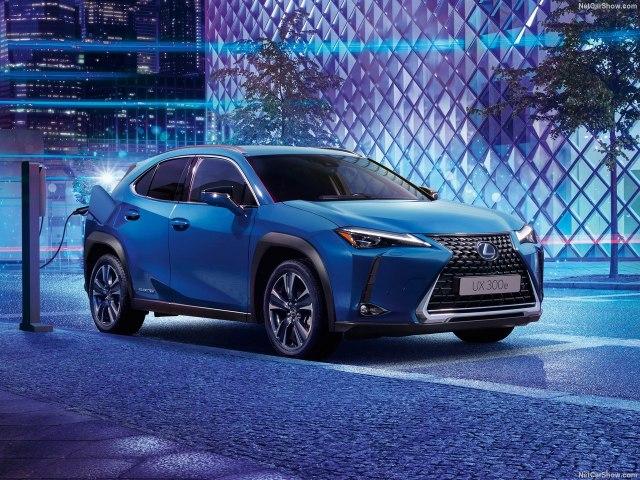 Lexus predstavio svoj prvi električni model