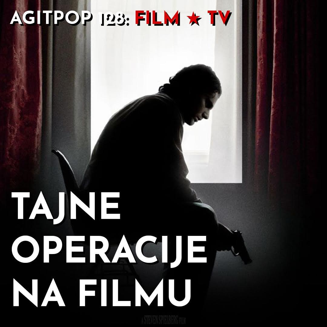 Agitpop 128: Tajne misije na filmu
