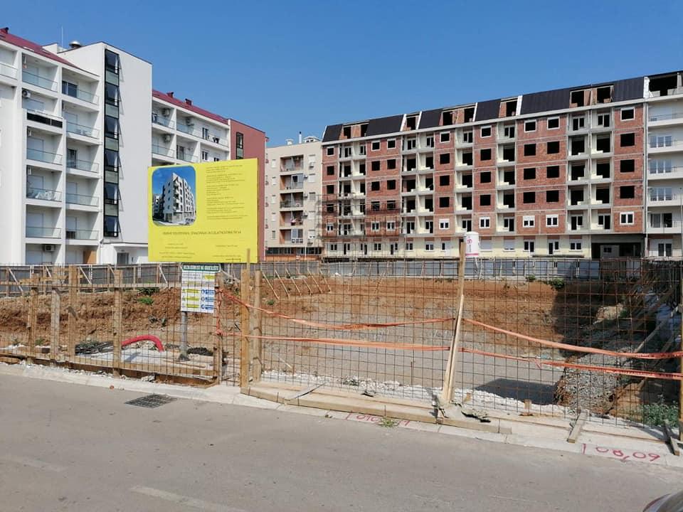 """Neće se graditi stambena zgrada u okviru DUP-a """"Zabjelo-Ljubović"""""""