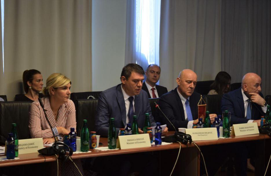 """""""Crna Gora da nastavi sa napretkom u skladu sa smjernicama EK"""""""