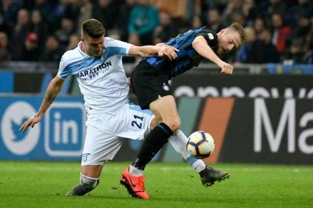 Lacio srušio Inter i prišao na bod Juveu
