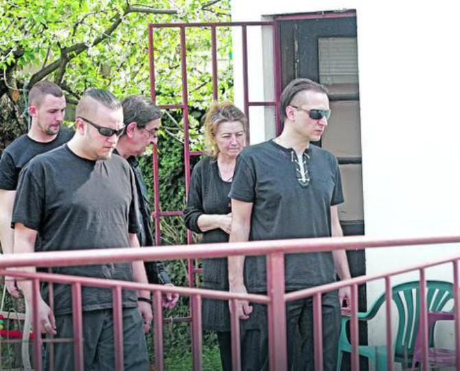 Saslušana sestra pjevačice, otac i brat Marjanović odbili da svjedoče